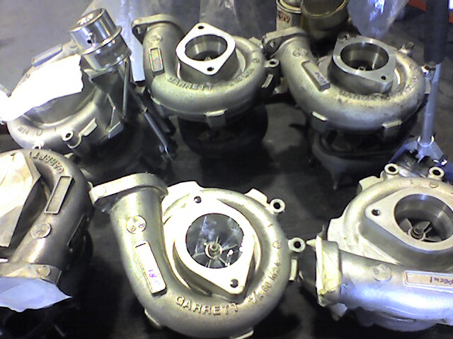 Lots of bolt on RB26dett turbos
