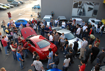 GT-R Event at Universal City Nissan - April 9th - today