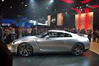 LA Autoshow pictures - 2009 Nissan GT-R R35