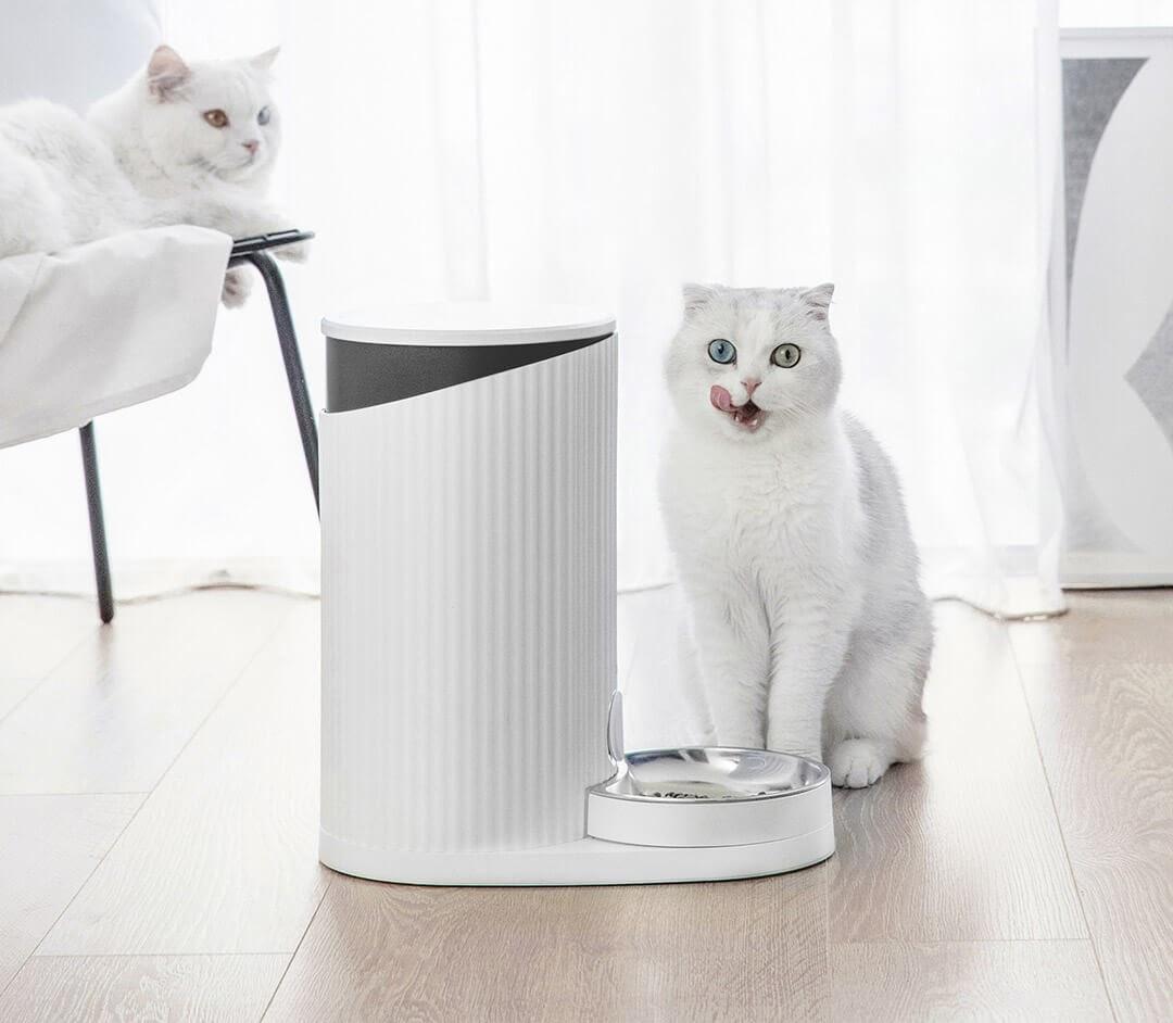 Máy thức ăn cho chó mèo thông minh FURRYTAIL