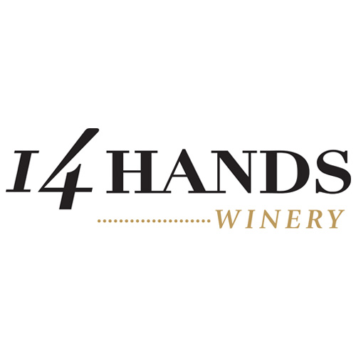 Logo for 14 Hands Merlot