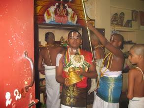 Photo: 1st day of brahmotsavam - Perumal purappadu for dwaja aarohanam
