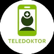 [frei_marker] BARMER Teledoktor-App