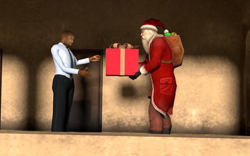 Foto do Happy Santa Claus - Christmas Gift Delivery Sim