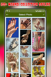 Download Mehndi Design : Dulhan Mehndi (Offline) For PC Windows and Mac apk screenshot 1