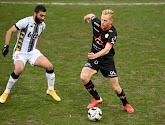 Charleroi Zulte-Waregem 1-1