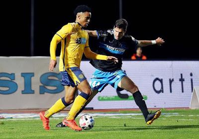 Nouveaux buts pour Ryan Mmaee avec Ferencvaros