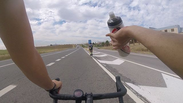 consejos para beber sobre la bici