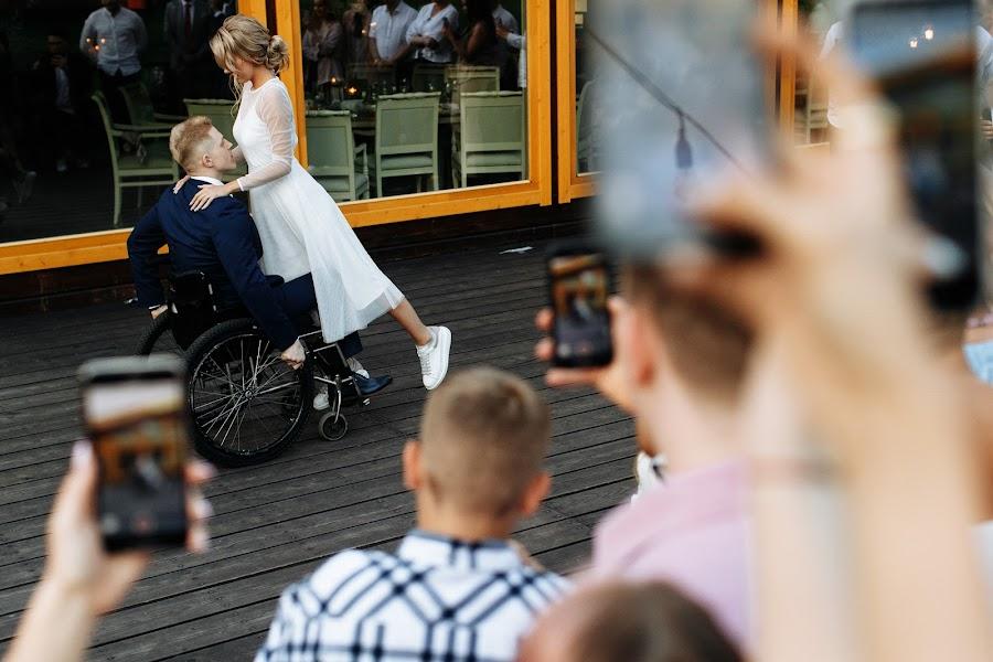 Wedding photographer Nazar Voyushin (NazarVoyushin). Photo of 31.10.2019