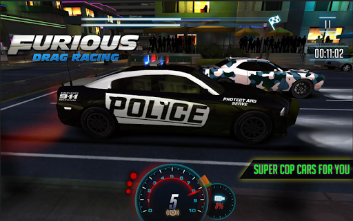 Furious 8 Drag Racing 3.2 screenshots 7