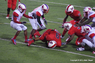 Photo: Fumble recovery