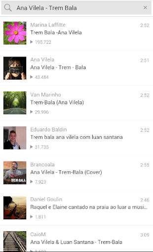 音樂必備免費app推薦|Ana Vilela Trem Bala Musica線上免付費app下載|3C達人阿輝的APP