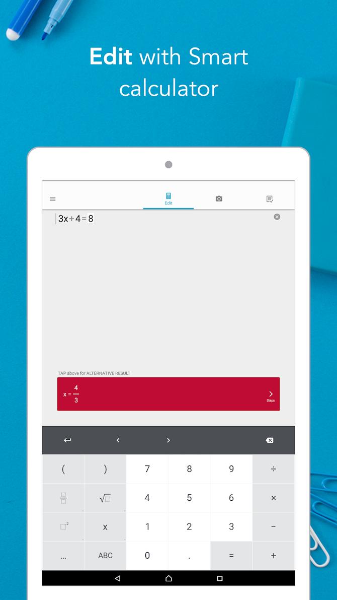 Photomath Android 7