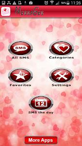 Sweet Love Messages Romantic screenshot 7
