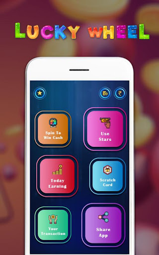 Lucky Wheel - Spin and Win apkmr screenshots 2