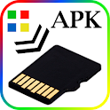 Apk To SD card icon