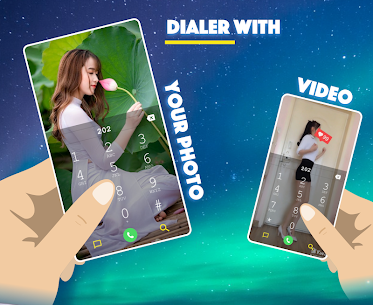 My photo phone dialer – Phone Dialer – Contacts 2