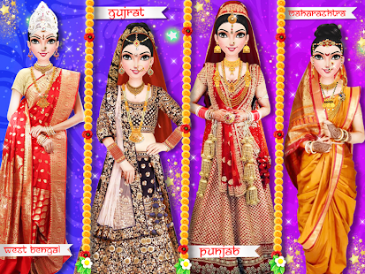Indian Bridal Dressup And Makeup Games Saubhaya Makeup
