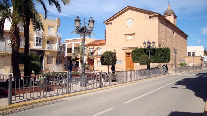 Imagen del municipio de Pulpí.