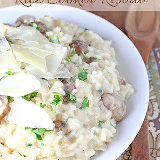 Risotto Rice Cooker Recipes.