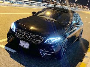 Eクラス セダン  W213型 E200 アバンギャルドスポーツのカスタム事例画像 さだひろさんの2019年06月23日01:21の投稿