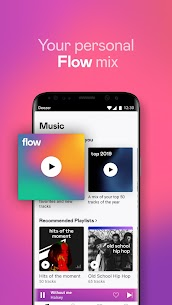 Deezer Music Premium Mod Apk 6.2.4.6 [Fully Unlocked] 2