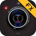 Manual FX Camera -  DSLR HD Camera Professional 4K icon