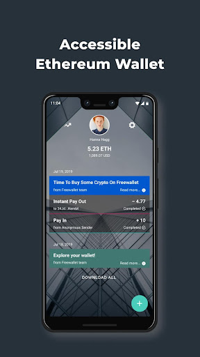 omg cryptocurrency wallet