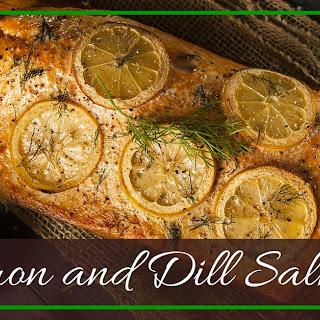 Lemon and Dill Salmon