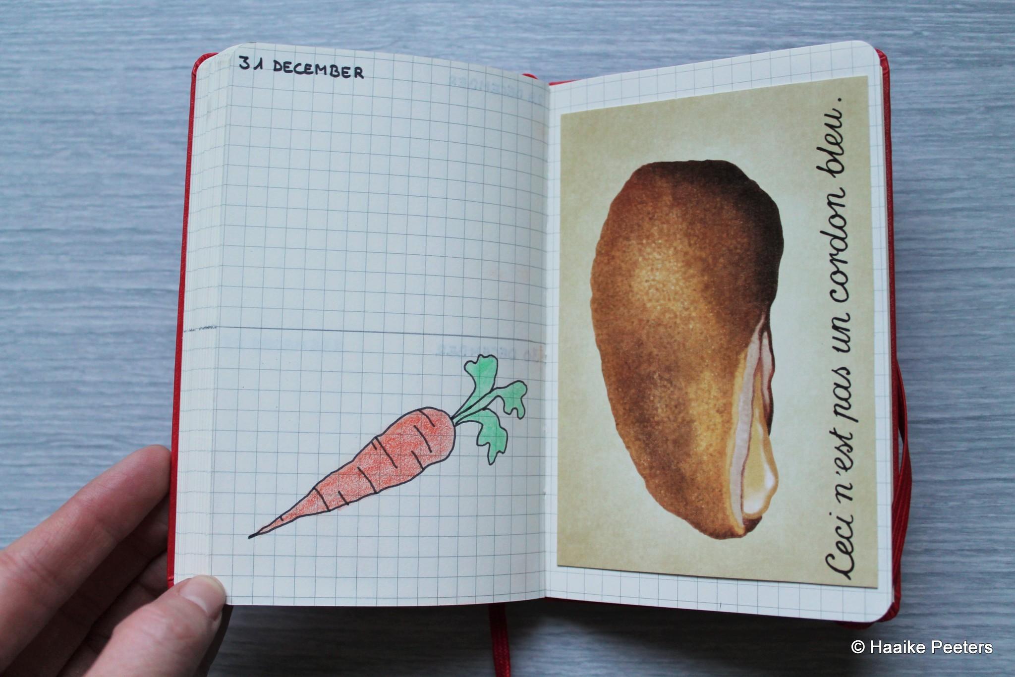 Weekmenuboekje (Le petit requin)
