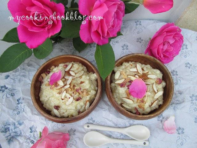Мляко с ориз по Персийски