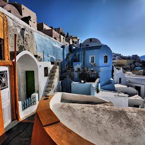 Ia Santorini 2, Greece by Costas Tsirgiotis - Landscapes Travel