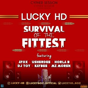 Surviver Of The Fitest. mixed by.(captain sound) Upload Your Music Free