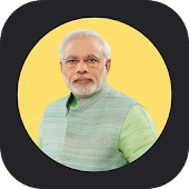 Narendra Modi Share Sticker