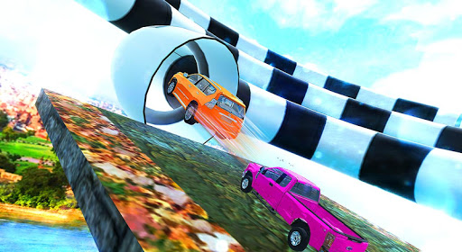 City GT Racing Car Stunts 3D Free - Top Car Racing 1.0 screenshots hack proof 2