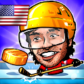 🏒Puppet Hockey: Pond Head 🏆 icon