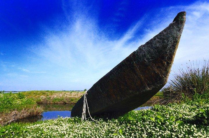 Barca nel delta del po di macmax