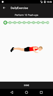 Download Daily Exercise for Windows Phone apk screenshot 2