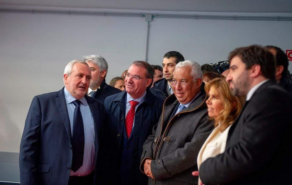 António Costa inaugura investimento de milhões na Latino Coelho