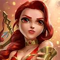 Dragon Strike: Puzzle RPG icon