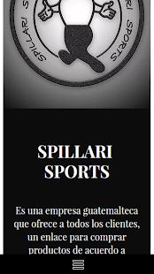 SPILLARISPORTS - náhled