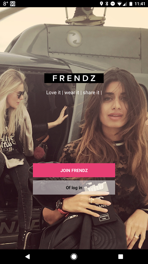 FRENDZ- screenshot