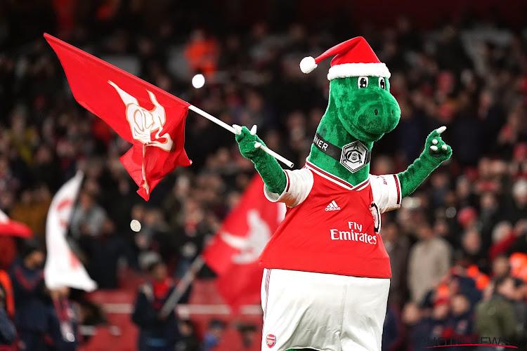 Arsenal vire sa mascotte, Batshuayi en profite pour blaguer