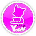 YOOM manga Premium - comic reader icon