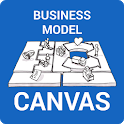 Business Model Canvas & SWOT icon