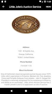 Little John's Auction Service - náhled