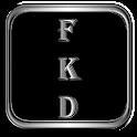 SteelBlack Icon-Most Launchers icon
