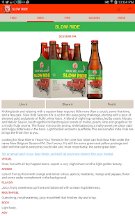 Beer Mode from New Belgium- screenshot thumbnail