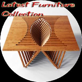 Sbírka nejnovějšího nábytku - náhled