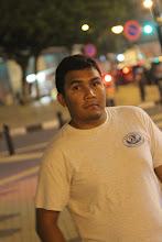 Photo: Mūsų CS draugas Anvaras  priglaudęs mus kelioms dienoms.  Our CS friend Anwar that hosted us for a few days.